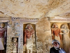 4,400-year-old priest's tomb uncovered in Egypt