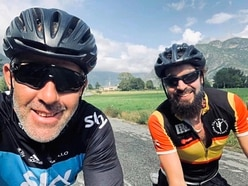 Tour de Sez co-founders due to arrive in Rome later today