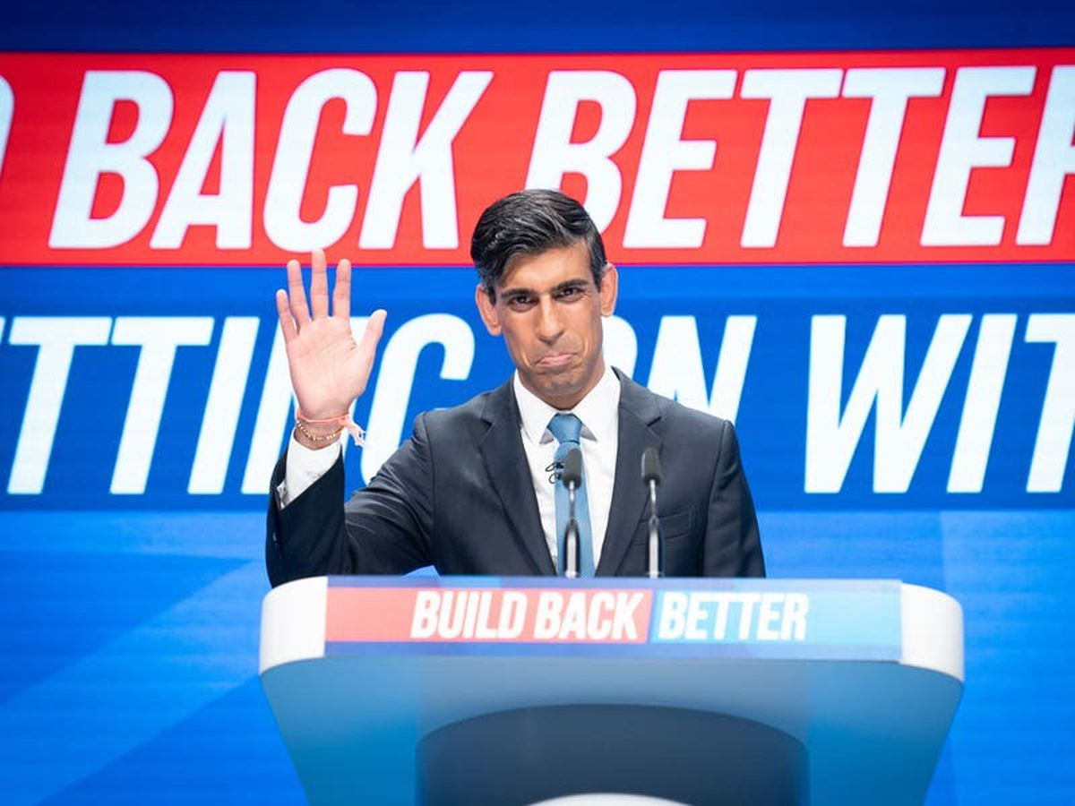 Rishi Sunak calls on world to work together on supply chain issues