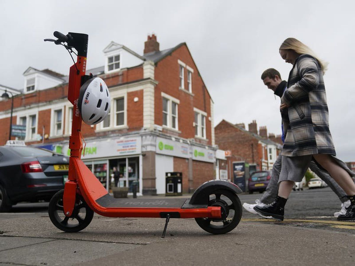 Complaints over e-scooters 'free-for-all'