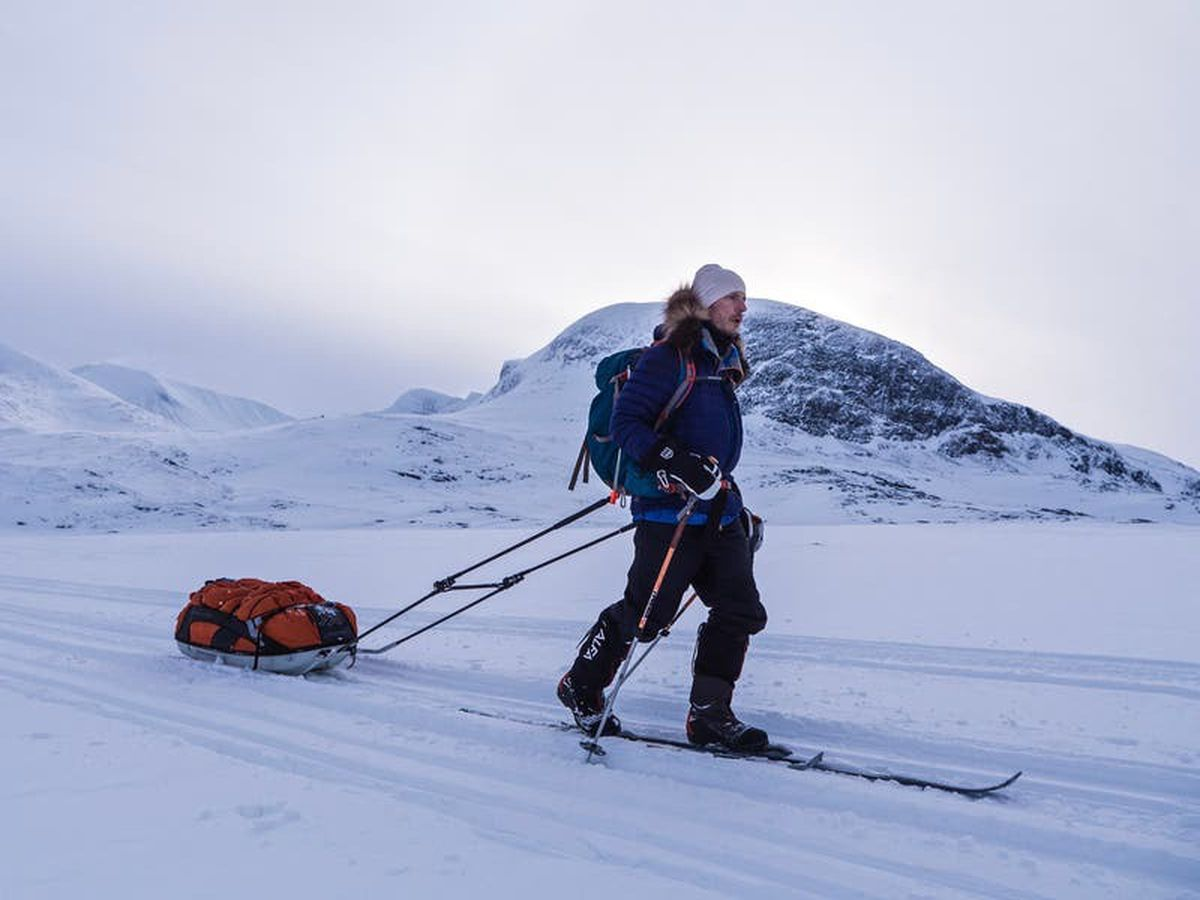 Adventurer aims to be first man with Parkinson's to climb Everest