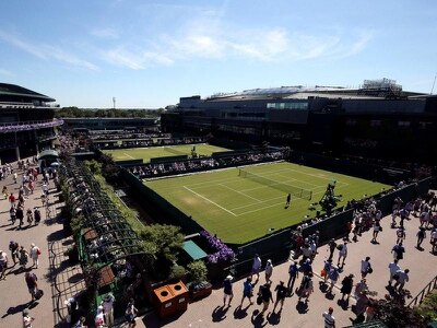 The show goes on – Wimbledon 2018 opens without Andy Murray