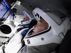 SpaceX and Nasa in second attempt to launch astronauts amid weather challenges