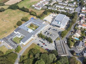 Les Ozouets Campus - ESC's proposed site for a new sixth form centre. (Picture By Peter Frankland, 29973182)
