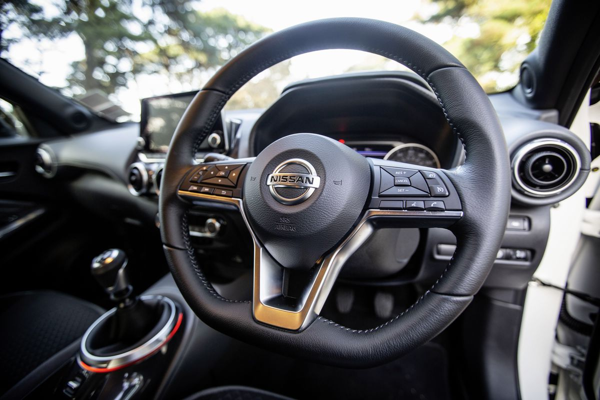 Picture by Sophie Rabey.  09-01-20.  Nissan Juke from Freelance garage.  February DRIVE.. (26853844)