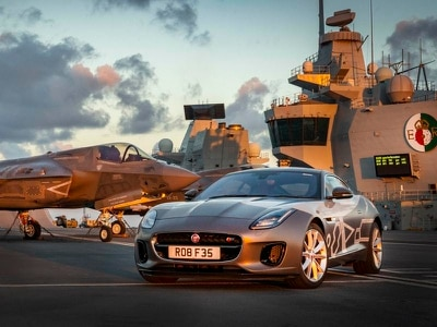 'Best of British engineering' combines in magnificent showcase