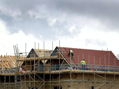 UK construction sector rebounds to growth after building work restarts