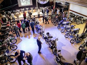 Pic supplied by Andrew Le Poidevin: 02-05-2021. The British Bike Show at St James. (29503101)