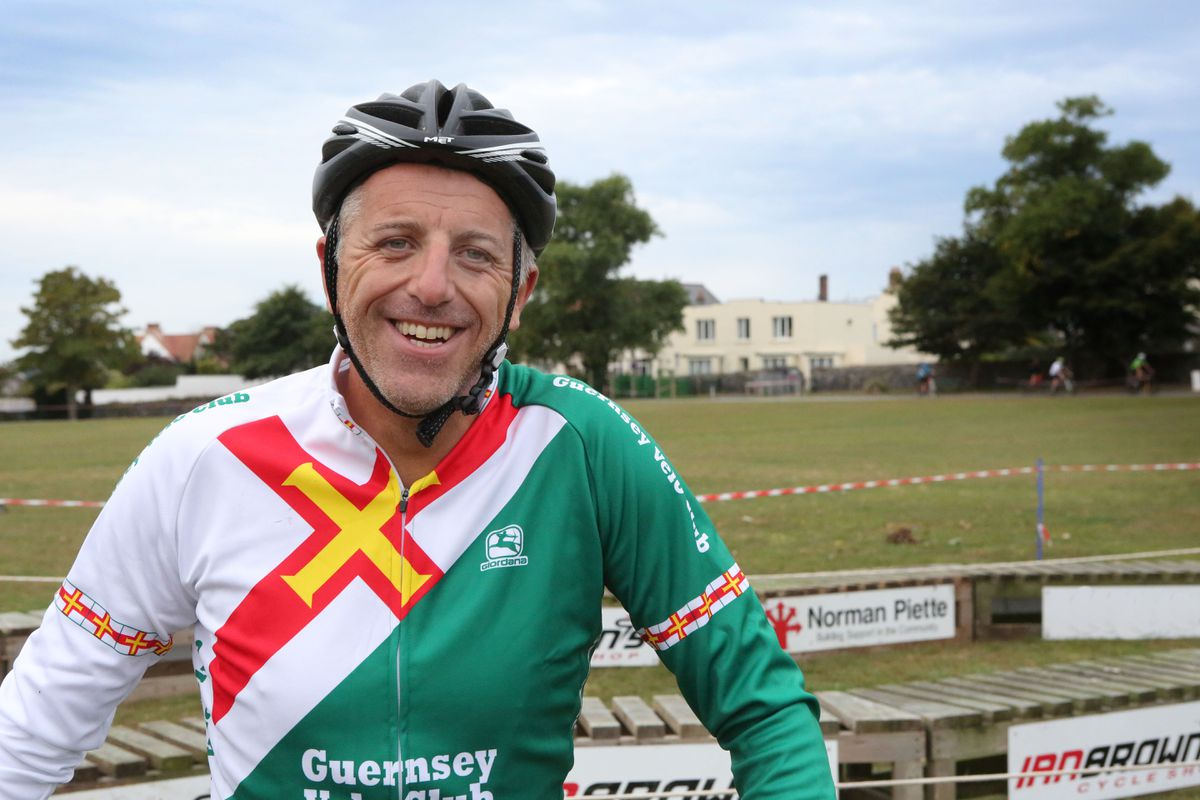 Velo Club president Mark Smith sees huge potential in the new appointment. (29659901)