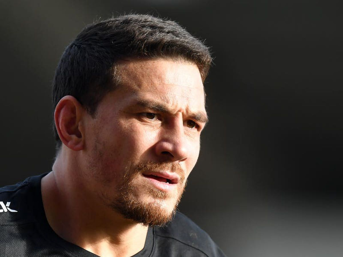 Sonny Bill Williams hopes his story helps youngsters facing the same struggles
