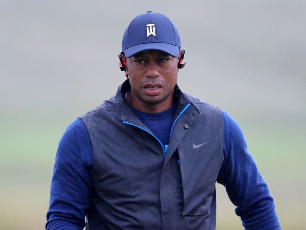 Tiger Woods undergoing surgery after being cut from car following road accident