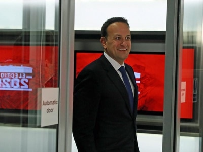 Leo Varadkar willing to support a Fianna Fail minority government