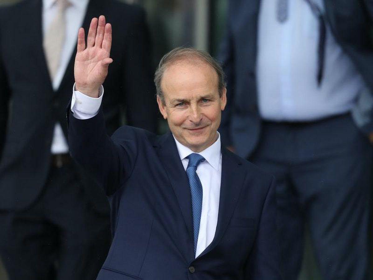 Micheal Martin hails election as Taoiseach 'greatest honour'