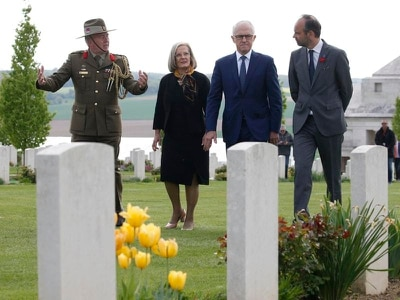 Australians commemorate 103rd anniversary of Turkish battle