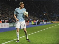 Kevin De Bruyne pleased to contribute on winning Manchester City return
