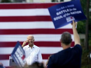 Biden vows his unity can 'save country' as Trump hits Midwest
