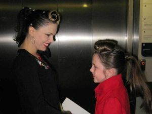 Aspiring singer, 17, features on Imelda May album after auction win
