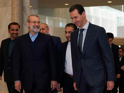 Assad predicts total victory after gains in northern Syria