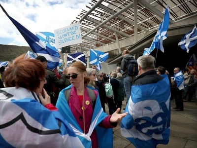Independence movement in great health – SNP depute