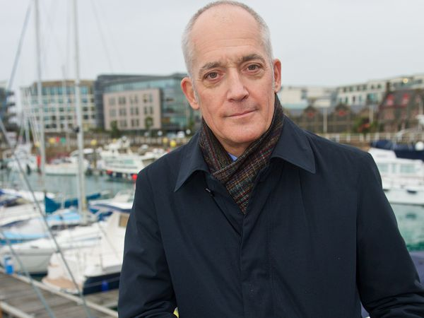 Charlie Parker, former chief executive officer, States of Jersey.     (Picture by Rob Currie, 29636075)