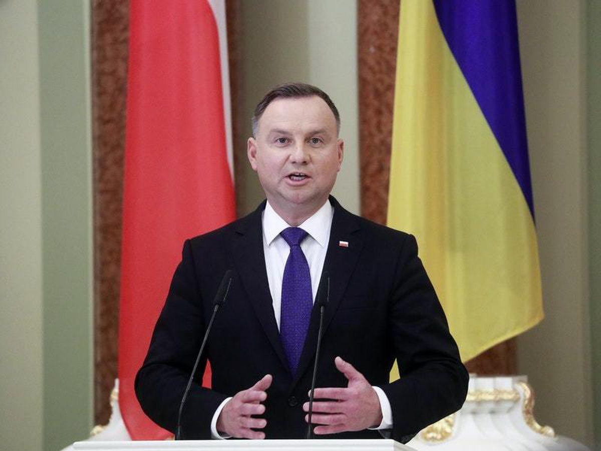 Polish president tests positive for coronavirus