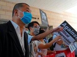 Organisers of Hong Kong's Tiananmen vigil appear in court