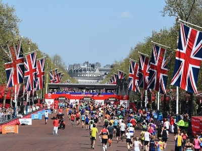 Medal for the 40th London Marathon is finally revealed
