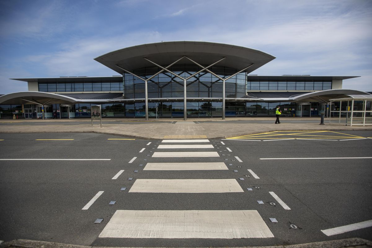 Guernsey Airport. (Picture by Peter Frankland, 29732095)