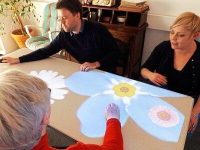 'Magic table' a Bailiwick first