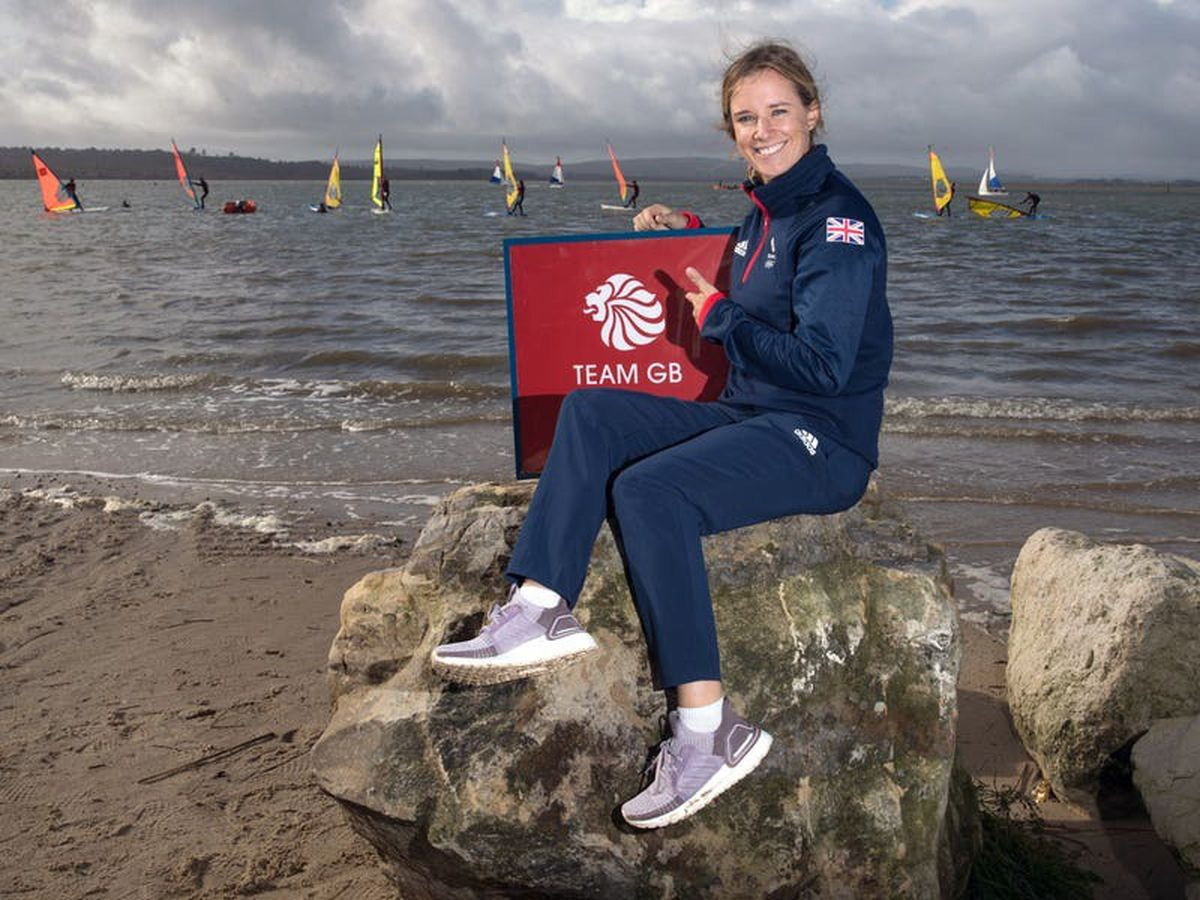 Today at the Olympics: Hannah Mills and Mohamed Sbihi named as GB flag bearers