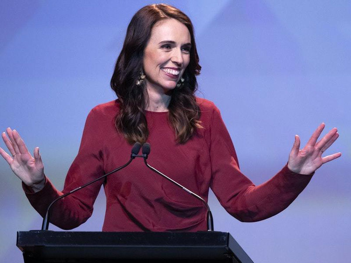 Ardern wins second term in office after New Zealand election landslide
