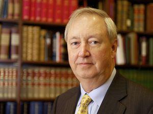 Jersey Bailiff, Sir William Bailhache