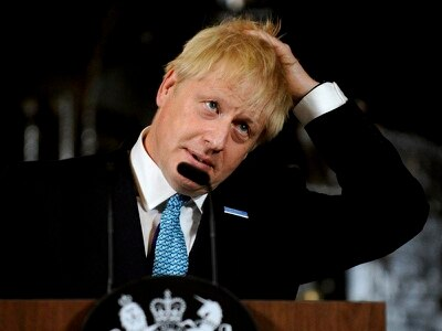 Johnson to meet EU leaders as Number 10 plays down Whitehall no-deal dossier