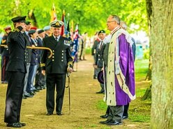 Parade marks 100 years since WW1 homecoming