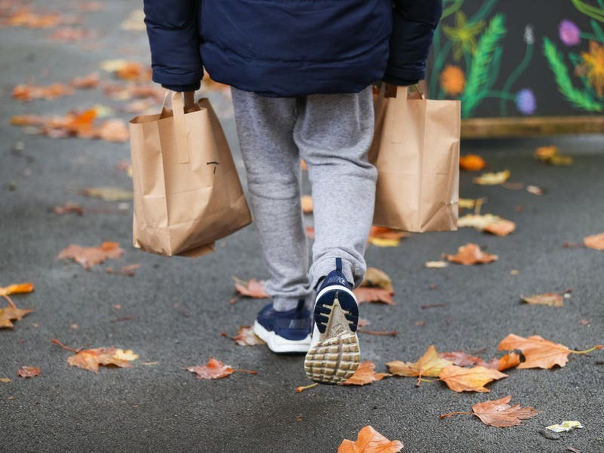 Schools providing 'basic needs' like food to struggling families, report finds