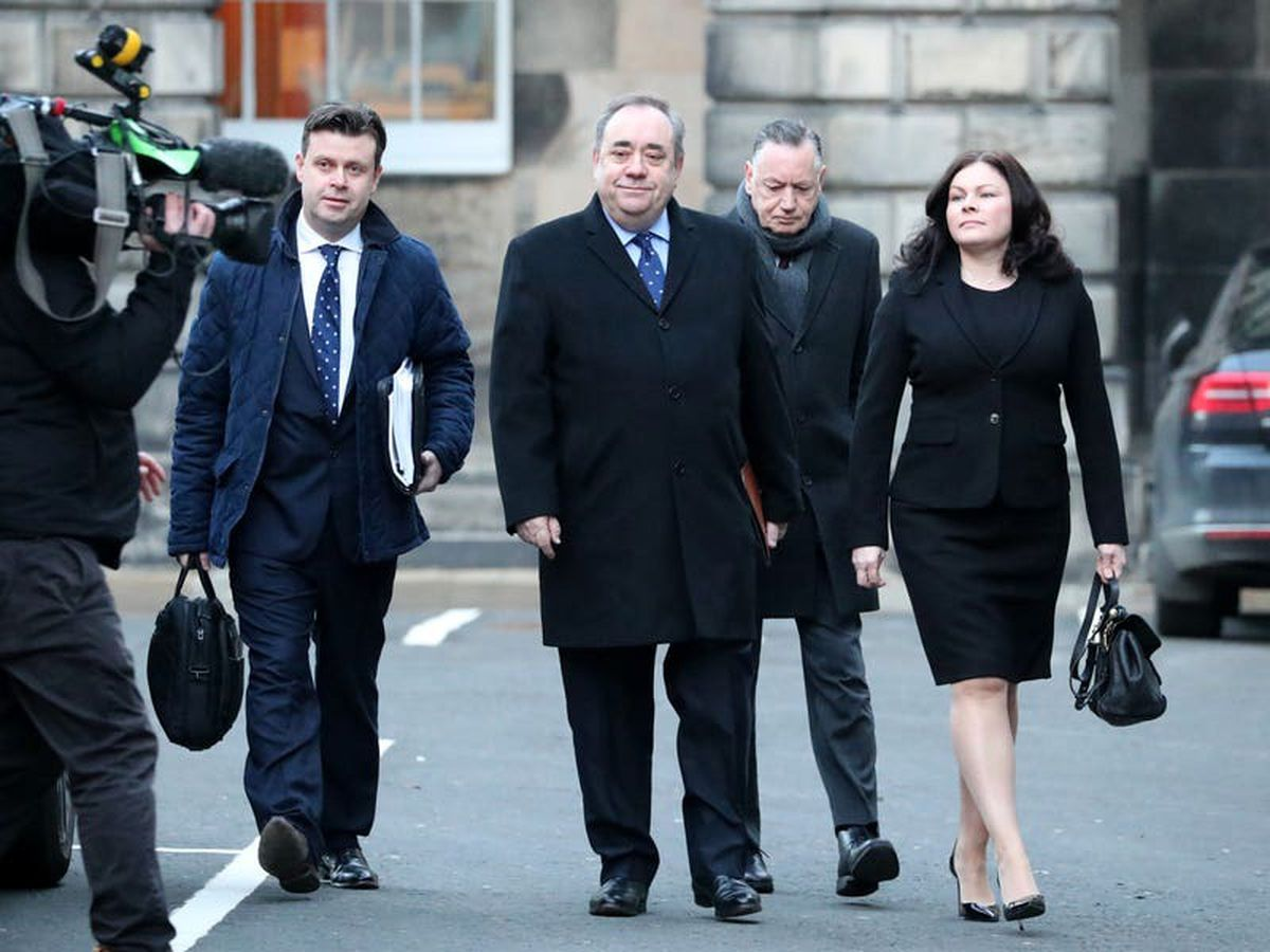 Alex Salmond pulls out of Holyrood appearance after evidence redacted