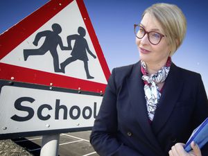 Senior education advisor Laurie Baker has given details of the way schools will operate when they reopen on 8 June. (Montage)
