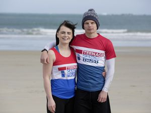 Sister and brother Jess and Martin Savident are taking part in September's Granite Man Triathlon to raise money for the Teenage Cancer Trust after the support it gave Martin when he was diagnosed with stage three testicular cancer two days after his 18th birthday in 2017. (Picture by Adrian Miller, 29331432)