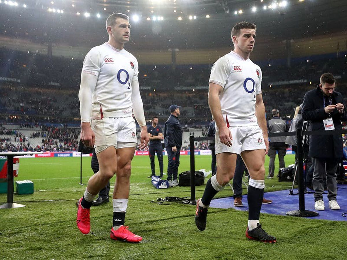 George Ford and Jonny May rested for England's summer internationals