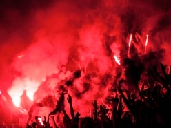 Dragon steals the show during atmospheric Casablanca derby
