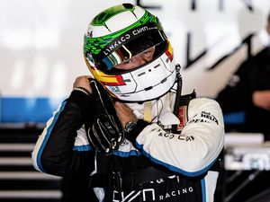 Andy Priaulx is ready for his return to World Touring Car racing with the Cyan Performance Lynk & Co team.(Picture by Xavi Bonilla / DPPI, 24291789)