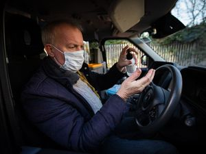 Taxi drivers to get 1.5m face masks to combat Covid-19