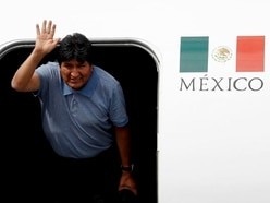 Morales reaches exile in Mexico after fleeing Bolivia