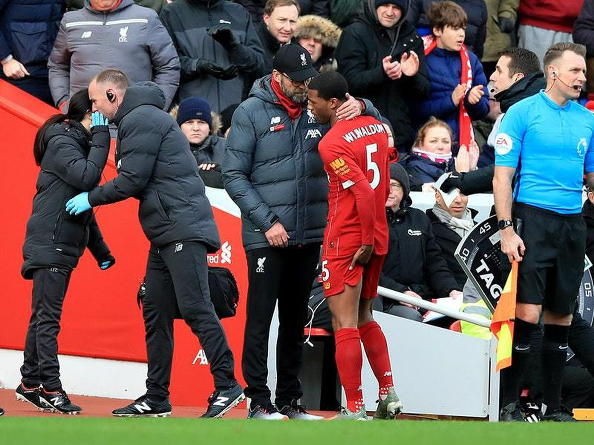 'Outstanding' Georginio Wijnaldum gives everything for Liverpool – Jurgen Klopp