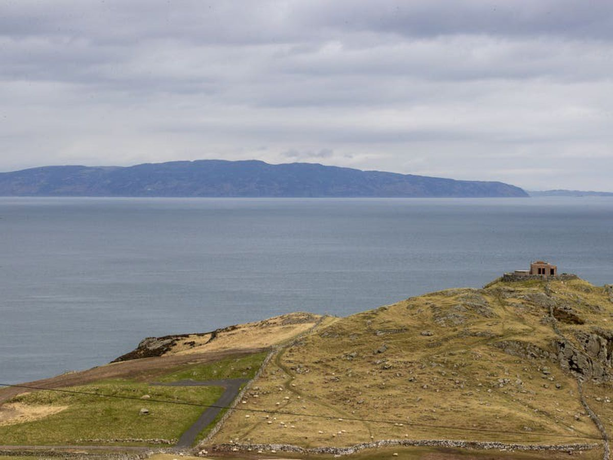 Plans for link between Scotland and Northern Ireland scrapped – reports