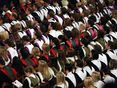 Government unveils measures to tackle grade inflation at universities
