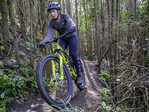 Guernsey Velo Club MTB TT..La Pomare.Nor Holden.www.guernseysportphotography.com .Picture by Martin Gray, 14-03-21. (29333030)