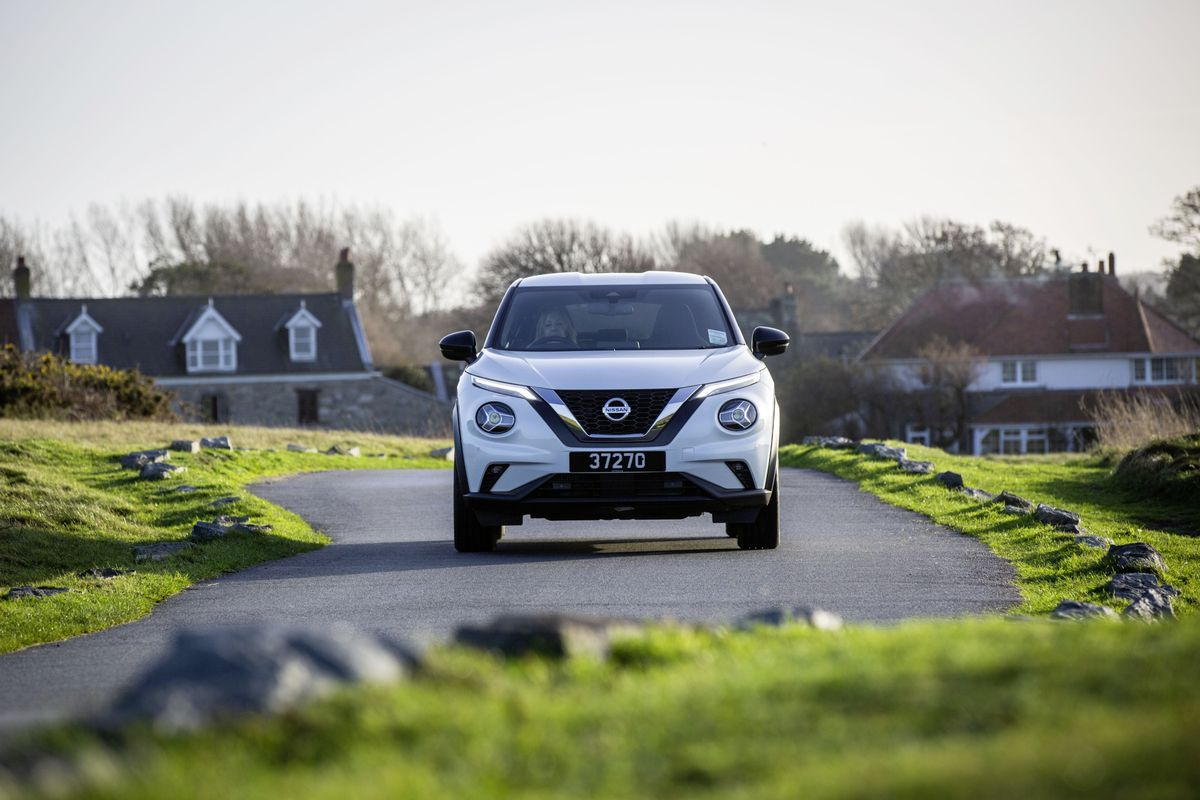 Picture by Sophie Rabey.  09-01-20.  Nissan Juke from Freelance garage.  February DRIVE.. (26853846)