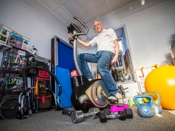 Lockdown prompts a rush on fitness equipment