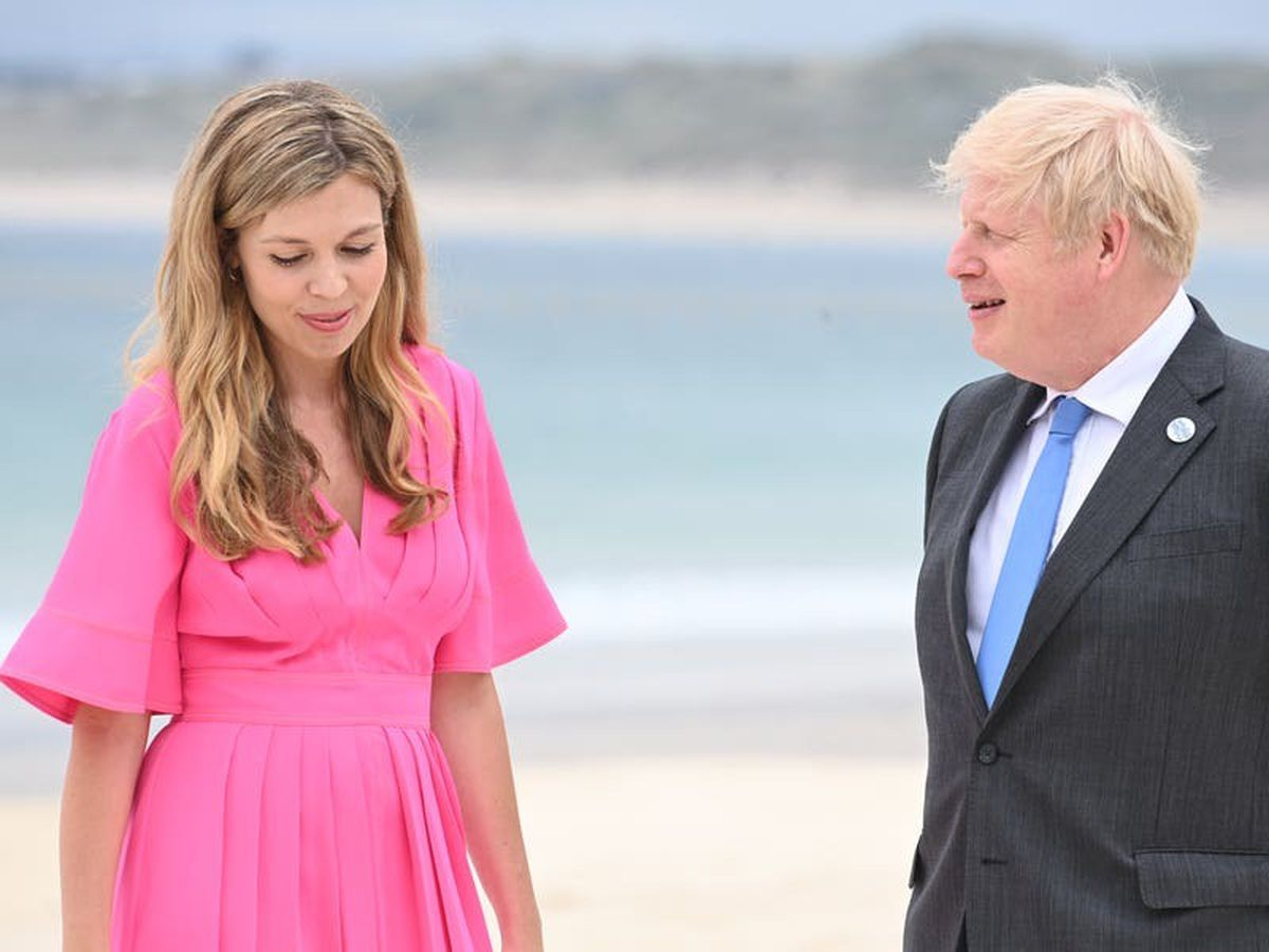 Johnson makes vaccine pledge as G7 summit opens in Cornwall